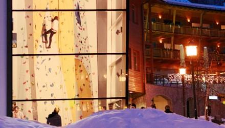 "Palestra di arrampicata ""Nives"""